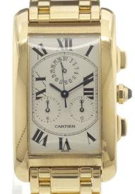 Cartier Tank Américaine Chronograph - W2601156