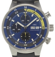 IWC Aquatimer Chrono Tribute To Calypso Ltd. - IW378203