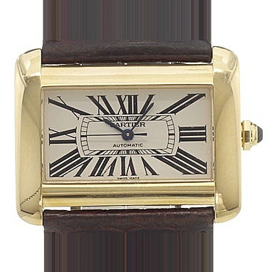 Cartier divan watches for sale chronext for Cartier divan xl