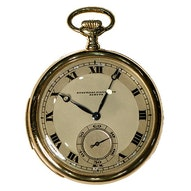 Audemars Piguet Pocket Watch - -