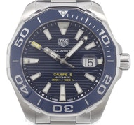 Tag Heuer Aquaracer Calibre 5 - WAY201B.BA0927