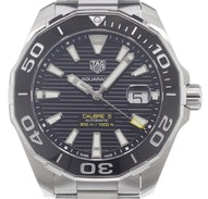 Tag Heuer Aquaracer Calibre 5 - WAY201A.BA0927
