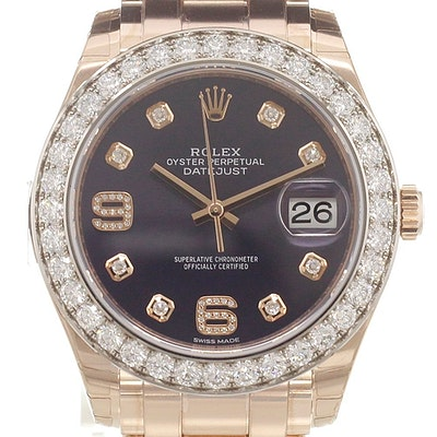 Rolex Pearlmaster 39 - 86285