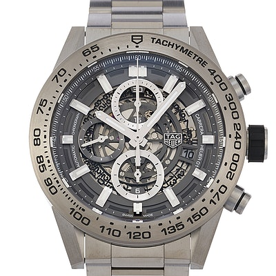 Tag Heuer Carrera Calibre HEUER 01 - CAR2A8A.BF0707