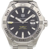 Tag Heuer Aquaracer Calibre 5 Automatic - WAY2010.BA0927