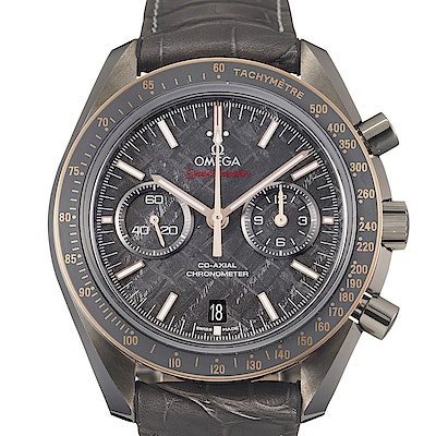 "Omega Speedmaster Moonwatch - ""Meteorite"" - 311.63.44.51.99.001"
