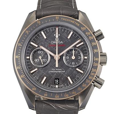 """Omega Speedmaster Moonwatch - """"Meteorite"""" - 311.63.44.51.99.001"""