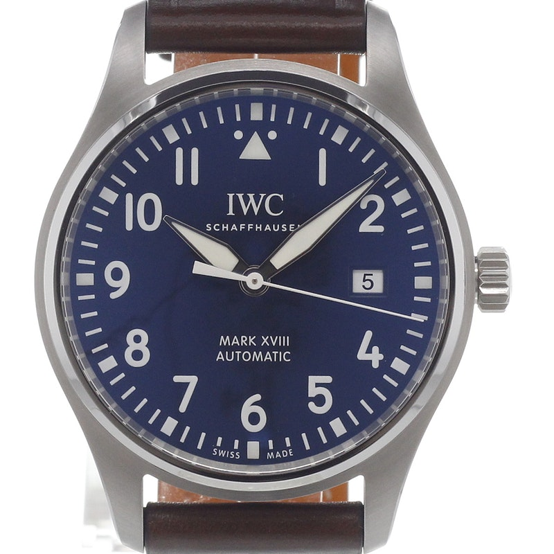 cheap for discount 7ed9a 283b4 IWC Pilot's Watch Mark XVIII ''Le Petit Prince'' IW327004