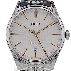 Oris Artelier Chronometer Date - 01 737 7721 4031-07 8 21 79