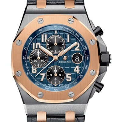 Audemars Piguet Royal Oak Offshore Chronograph - 26471SR.OO.D101CR.01