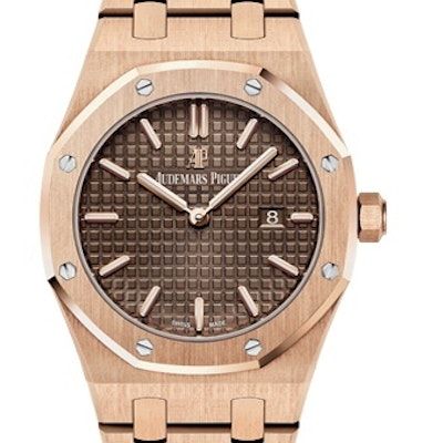 Audemars Piguet Royal Oak Quartz - 67650OR.OO.1261OR.01