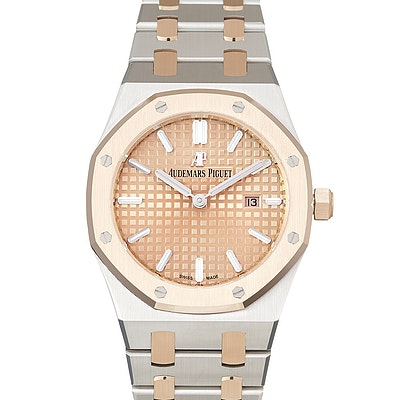 Audemars Piguet Royal Oak Quartz - 67650SR.OO.1261SR.01
