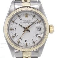 Rolex Date - 6917