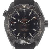 Omega Seamaster Planet Ocean 600 M Deep Black - 215.92.46.22.01.001