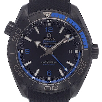 Omega Seamaster Planet Ocean 600M Co-Axial Master Chronometer GMT - 215.92.46.22.01.002