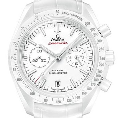 "Omega Speedmaster Moonwatch - ""White Side of the Moon - 311.93.44.51.04.002"