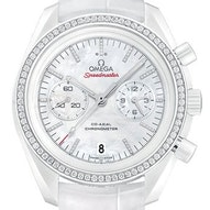 "Omega Speedmaster ""White Side of The Moon"" - 311.98.44.51.55.001"