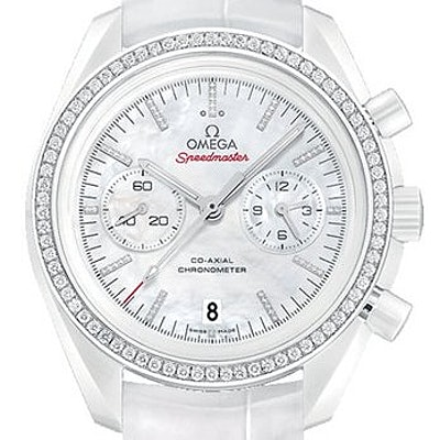 "Omega Speedmaster Moonwatch - ""White Side of the Moon - 311.98.44.51.55.001"