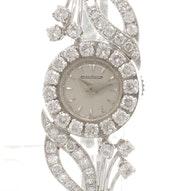 Jaeger-LeCoultre Classique Vintage Diamonds - -