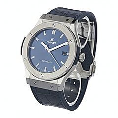 Hublot Classic Fusion Blue Titanium - 511.NX.7170.LR