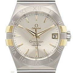 Omega Constellation Co-Axial - 123.20.38.21.02.005