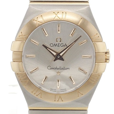 Omega Constellation Quartz - 123.20.27.60.02.001