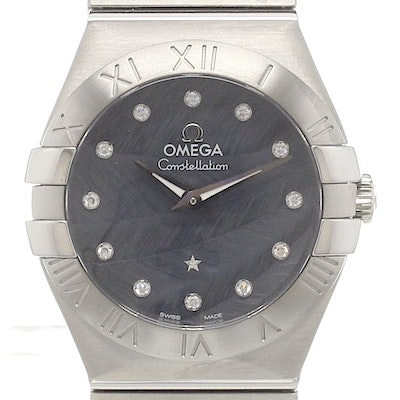 Omega Constellation Quartz - 123.10.27.60.53.001