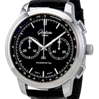 Glashütte Original Senator Chronograph XL - 39-34-20-42-04