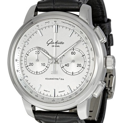 Glashütte Original Senator Chronograph XL - 1-39-34-21-42-04