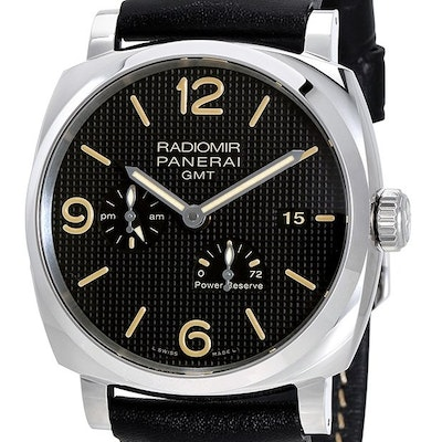 Panerai Radiomir 1940 3 Days GMT Power Reserve Automatic Acciaio - PAM00628