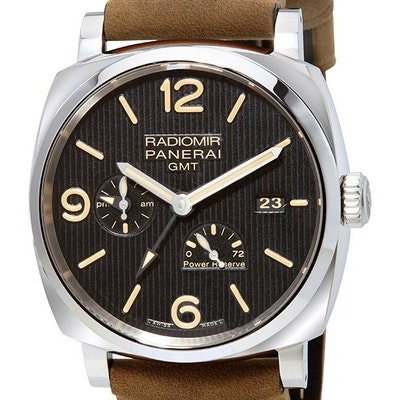 Panerai Radiomir 1940 3 Days GMT Power Reserve Acciaio - PAM00658