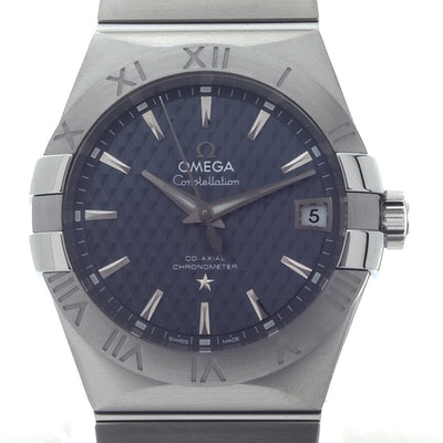 Omega Constellation Co-Axial - 123.10.38.21.03.001