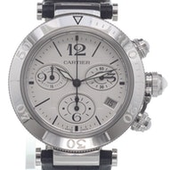 Cartier Pasha Chronograph - W3140005