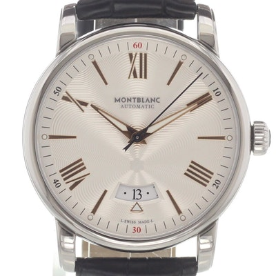Montblanc 4810 Date Automatic - 114841