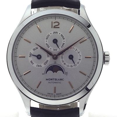 Montblanc Heritage Chronométrie Quantième Annuel - 112534