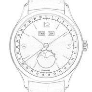 Montblanc Heritage Chronométrie Quantième Complet - 112538