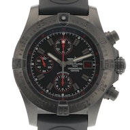 Breitling Avenger Skyland Blacksteel Ltd. Code Red - M13380