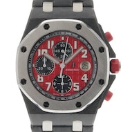 Audemars Piguet Royal Oak Offshore  Singapore - 26190OS.OO.D003CU.01