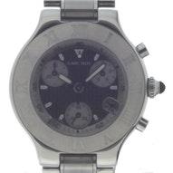Cartier Chronograph - 2424