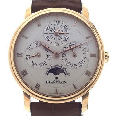 Blancpain Villeret  - 6057-3642-55A