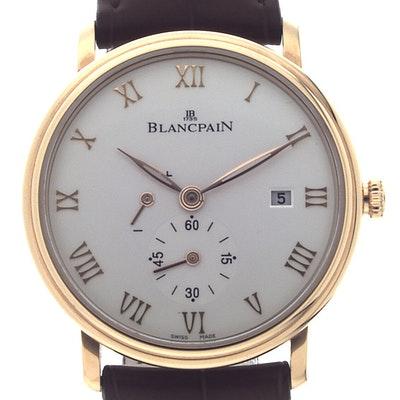 Blancpain Villeret  - 6606-3642-55B