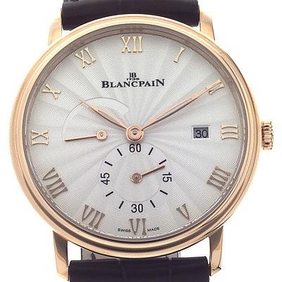 Blancpain Villeret  - 6606A-3642-55A
