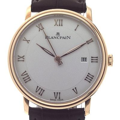 Blancpain Villeret  - 6651-3642-55B