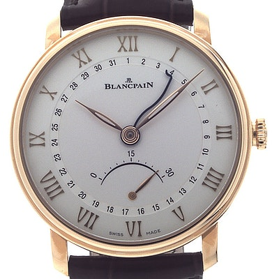 Blancpain Villeret  - 6653Q-3642-55B
