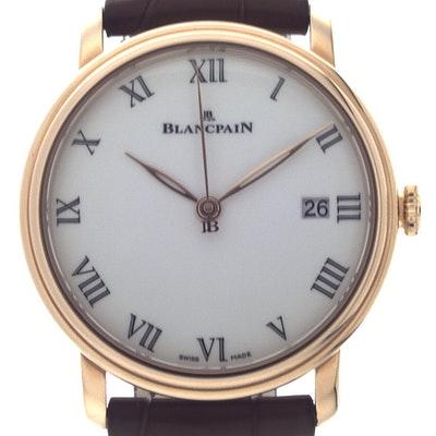 Blancpain Villeret  - 6630-3631-55B