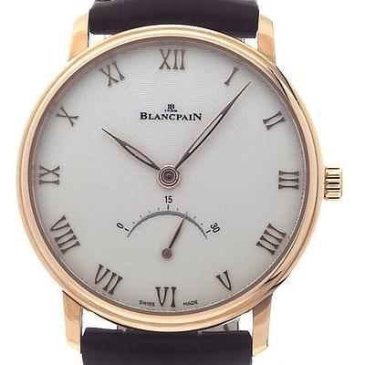 Blancpain Villeret  - 6653-3642-55B
