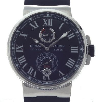 Ulysse Nardin Marine Chronometer - 1183-122-3/43