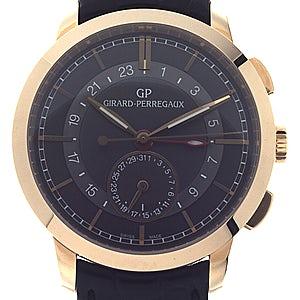 Girard Perregaux Dual Time 49544-52-231-BB60