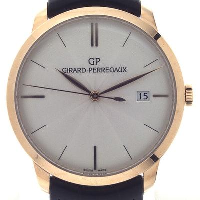 Girard Perregaux GP 1966  - 49525-52-133-BB60