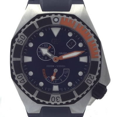 Girard Perregaux Sea Hawk  - 49960-19-431-FK4A